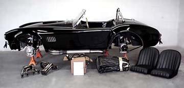 cobra kit car parts